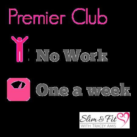 Premier Club Weigh-In
