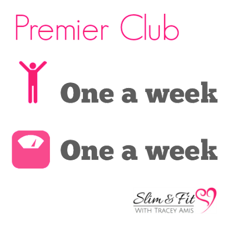 Premier Club Weigh-In & Work Out