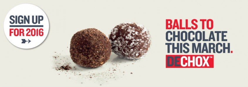 Dechox Balls to Chocolate