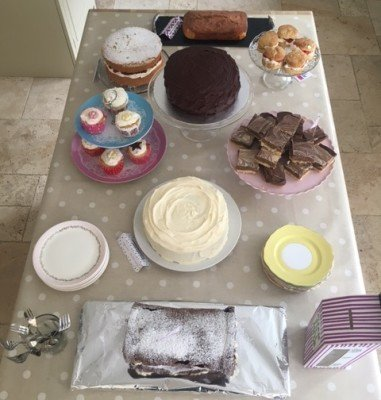 Macmillan Coffee Morning Higham Ferrers