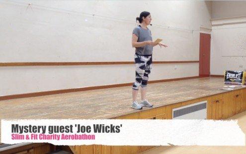 Joe Wick Guest Appearance