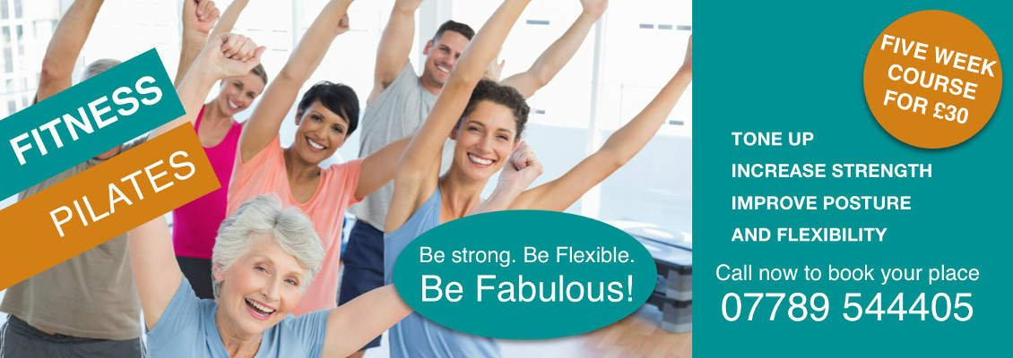New Fitness Pilates Classes Opens